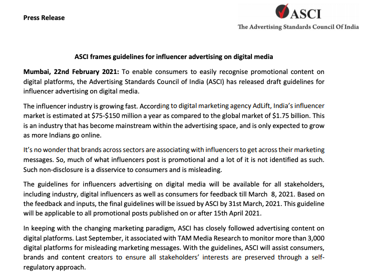 asci-issues-marketing-guidelines-for-social-media-influencers