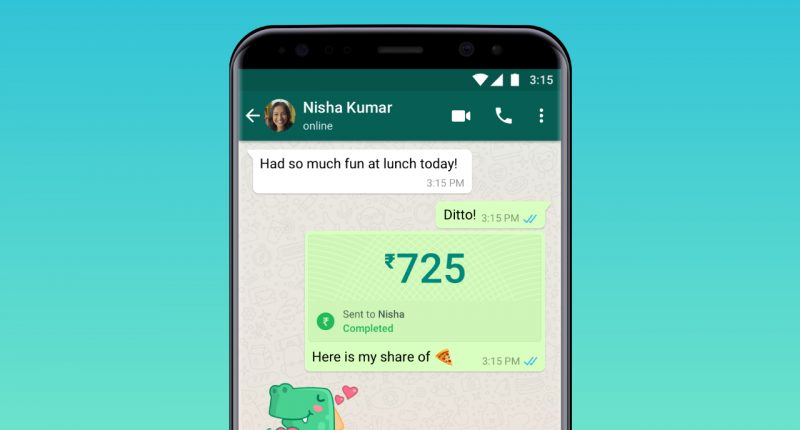 whatsapp-pay-cashback-on-upi-payment-in-india