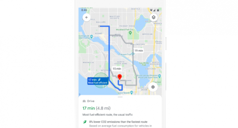 google-maps-eco-friendly-navigation