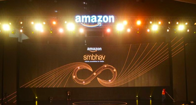 amazon-india-smbhav-event-fund-amid-asmbhav-protest
