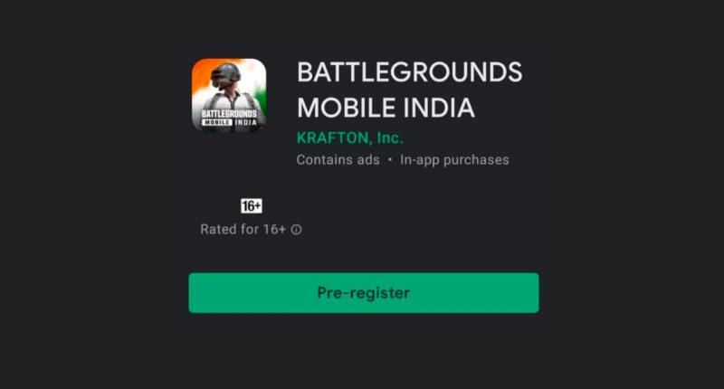 battlegrounds-mobile-india-pre-registration-link-rewards-बैटलग्राउंड्स-मोबाइल-इंडिया