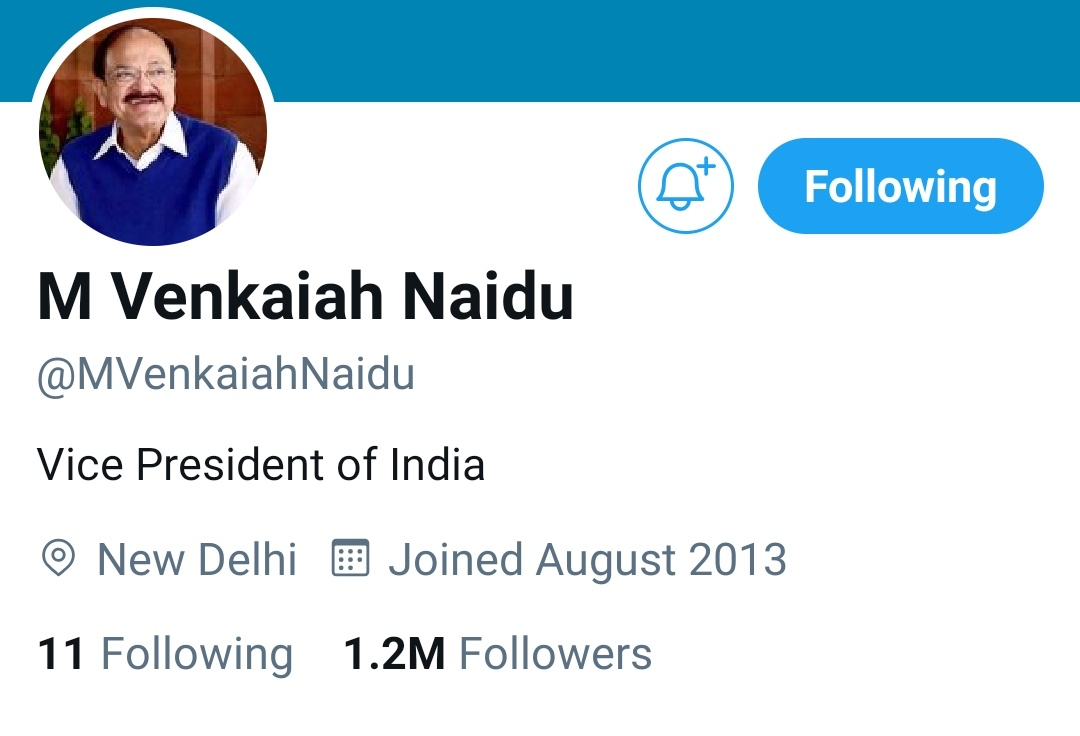 twitter-removes-blue-badge-from-vice-president-venkaiah-naidus-personal-account